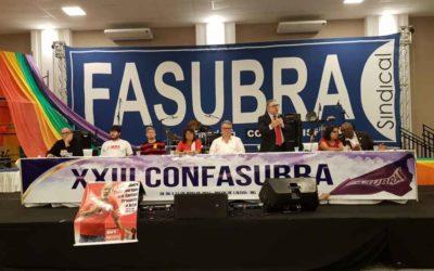 Confira fotos da abertura do 23º CONFASUBRA em Poços de Caldas, MG